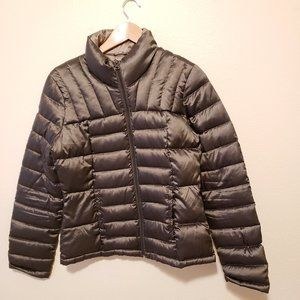 Bernardo Goose Down Packable Puffer Jacket